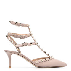 Valentino/华伦天奴 21年春夏 女士鞋 VALENTINO GARAVANI 女性 中跟凉鞋 VW2S0375VOD图片