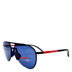 【新品】PRADA/普拉达 动感活力系列摩登飞行员款假日旅行版男士太阳镜SPS51X(适合亚洲男士脸型)(经典双梁设计)(意大利进口)图片