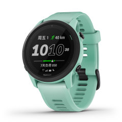 GARMIN/佳明 跑步手表Forerunner745铁人三项户外运动智能手表 男女心率 音乐支付高度计血氧脉搏腕表图片