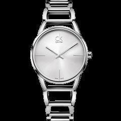 Calvin Klein/卡尔文·克莱因ck手表瑞士原装进口时尚石英女表K3G23626图片