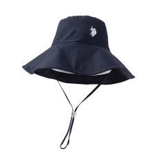 U.S.POLO ASSN./U.S.POLO ASSN.帽子 女士出游休闲渔夫帽遮阳帽 B595133018图片