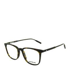 MontBlanc/万宝龙 商务 休闲 长方形 合金 全框 男女款 光学镜架 近视 眼镜框 眼镜架 MB0089OK 52mm图片