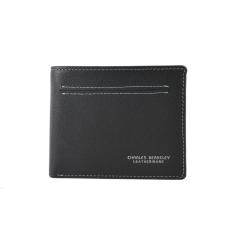 Charles Berkeley/Charles Berkeley ARTHUR系列 男士 牛皮 短皮夹 钱包 RFID防盗功能 信用卡包 (XY-1927)图片