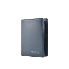 Charles Berkeley/Charles Berkeley ETHAN系列 男士 牛皮 短款 皮夹钱包 RFID防盗功能 信用卡包 (XY-1957)图片
