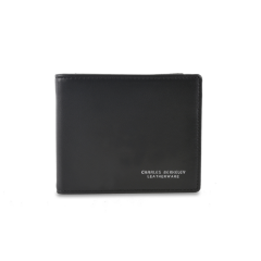 Charles Berkeley/Charles Berkeley ETHAN系列 男士 牛皮 短皮夹 钱包 RFID防盗功能 信用卡包 (XY-1955)图片