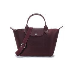 Longchamp/珑骧  女士LE PLIAGE NEO系列织物短柄手提单肩斜挎包饺子包 1512 598图片