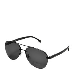 HUGO BOSS/雨果博斯  男士金属镜框防紫外线飞行员墨镜眼镜太阳镜 1174FS图片