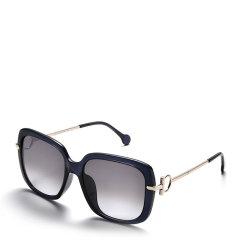 Salvatore Ferragamo/菲拉格慕 女士渐变方形墨镜眼镜太阳镜 989SA图片