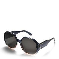 Salvatore Ferragamo/菲拉格慕 男士渐变圆形墨镜眼镜太阳镜 943S图片