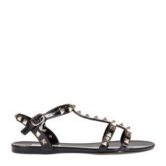Valentino/华伦天奴 21年春夏 女士鞋 VALENTINO GARAVANI 女性 平跟凉鞋 VW2S0H38PVS图片