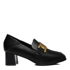 【2021春夏新款】EVER UGG/EVER UGG 中跟鞋 TARRAMARRA美瑞娜经典乐福高跟鞋 跟高5cmTA7031图片