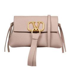 【包税】Valentino/华伦天奴 女士皮革金属LOGO标单肩包斜挎包女包 SW2B0E68-ADA多色可选图片
