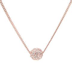 【包税】Givenchy纪梵希  女士火球项链满天星许愿球碎钻锁骨链 银色 60414680 180427图片