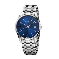 Calvin Klein/卡尔文·克莱因 ck手表正品石英瑞士男表休闲K4N21141图片