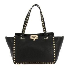 【包税】Valentino/华伦天奴女士皮革小号托特包手提包单肩包女包 SW2B0037-VSF多色可选图片