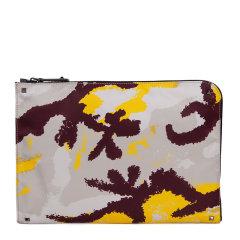 【包税】Valentino/华伦天奴 男士尼龙迷彩风短款手拿包钱包男包 RY2B0457-EFI多色可选图片