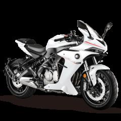 【定金】QJMOTOR 纵擎•赛 赛600国潮机车四缸大排量四冲程摩托车KYB减震Brembo液刹图片