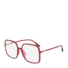 DIOR/迪奥 女士纯色金属方形镜框平光镜眼镜 SOSTELLAIREO1F 多色可选图片