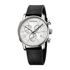 Calvin Klein/卡尔文·克莱因 ck瑞士男士手表运动计时腕表K2G271C3图片