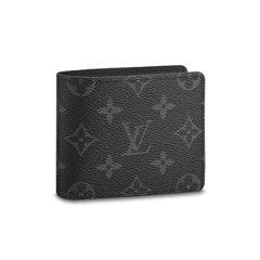【包税】Louis Vuitton/路易威登  男包钱包印花 SLENDER 短款钱包图片