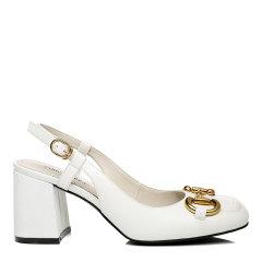 【2021春夏新款】EVER UGG/EVER UGG 高跟凉鞋 TARRAMARRA 梅根时尚高跟鞋凉鞋TA6006图片