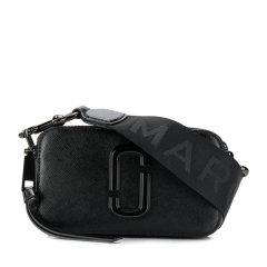 【包税】Marc Jacobs/马克雅各布斯 女士白色牛皮单肩包斜挎包相机包女包 M0014867-128图片