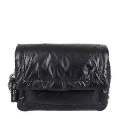 Marc Jacobs/马克雅各布斯 女士纯色皮革字母徽标装饰翻盖开合单肩包斜挎包链条包女包 M0015773 多色可选图片
