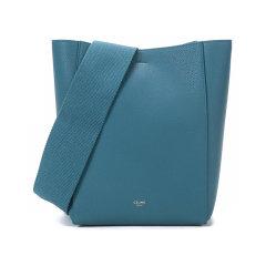 【国内现货】CELINE/赛琳 女士牛皮SANGLEBUCKET小号手提单肩包水桶包 189303AH4图片