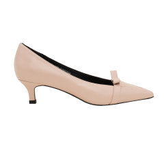 MARYLING玛俪琳2021春季浅口高跟鞋尖头细跟羊皮单鞋A1ABSB001图片