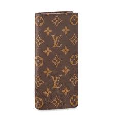 【包税】Louis Vuitton/路易威登  男包钱包BRAZZA长款钱夹图片