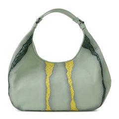 【包税】Bottega Veneta/葆蝶家 BV  女士拼色羊皮单肩包腋下包手提包女包 125787-VAPY1多色可选图片