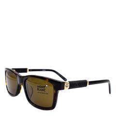 【新品】MontBlanc/万宝龙  六芒星标定制蔡司镜片碳纤镜腿系列派对达人款公路旅行版男士太阳镜MB646S-F(适合亚洲男士脸型)(舒适鼻托)(意大利产)图片