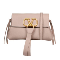 Valentino/华伦天奴 女士皮革金属LOGO标单肩包斜挎包女包 SW2B0E68-ADA多色可选图片