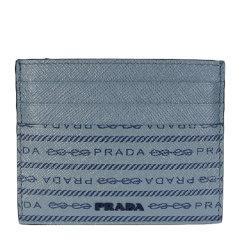 【包邮包税】PRADA/普拉达女士皮革卡包零钱包名片夹女包多色可选 1MC025-2DF8-F0637(S级99新未使用)图片
