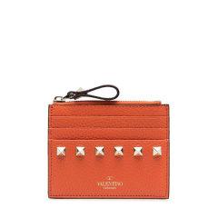 Valentino/华伦天奴 21年春夏 拉链卡片夹 女性 卡片夹 VW0P0T35VSH图片