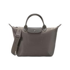 Longchamp/珑骧 女士LEPLIAGENEO系列织物短柄手提单肩斜挎包饺子包 1515 598图片