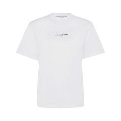 【21春夏新品国内现货】Stella McCartney/丝黛拉麦卡妮 简约字母logo印花设计棉质女士短袖T恤衫图片