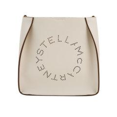 【21春夏新品国内现货】Stella McCartney/丝黛拉麦卡妮 人造革材质女士经典款单肩包斜跨包图片
