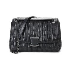 【国内现货】Longchamp/珑骧 2021款 女士中号BRIOCHE系列羊皮手提单肩斜挎包 10131 HVV图片
