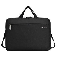 Samsonite/新秀丽 斜跨单肩电脑包BP5 材质:织物 MacBook苹果笔记本商务公文包13.3或14英寸图片