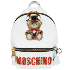 【包税】MOSCHINO/莫斯奇诺 女士马戏团魔术熊双肩包 7T 7633 8210图片