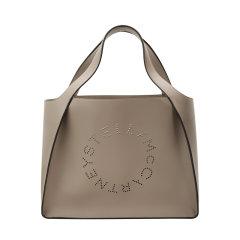 【21春夏新品国内现货】Stella McCartney/丝黛拉麦卡妮 人造革材质女士经典款手提包图片