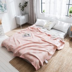 ROYALROSE LITERIE 天竺棉全棉面料空调被 夏凉被子 透气贴身盖被图片