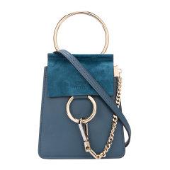 【包税】CHLOE/克洛伊 Faye系列 小牛皮金属环扣手提包单肩斜挎包图片