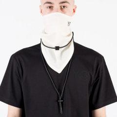 Y-3/Y-3 男女同款logo印花抽绳运动户外防晒棉质反光头巾丝巾图片