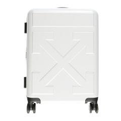 OFF-WHITE/OFF-WHITE 男女同款中性纯色聚碳酸酯同色调箭头印花旅行箱行李箱拉杆箱托运箱 OMNG005F19F61031 多色可选图片