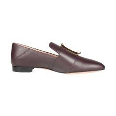 【包税】BALLY/巴利 女士牛皮平底鞋 JANELLE 6228180图片