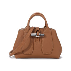 Longchamp/珑骧  女士ROSEAU系列小号牛皮手提单肩斜挎包 10057 HPN图片