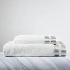 银丝缎浴巾 洗澡巾 成人毛巾套装 精梳棉纱+进口涤纶丝 单条毛巾套装图片