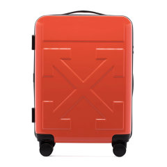 OFF-WHITE/OFF-WHITE 男女同款中性纯色聚碳酸酯同色调箭头印花旅行箱行李箱拉杆箱托运箱 OMNG006E20MAT001 多色可选图片